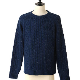 Saturdays Surf NYC - Keith Cable Crew Sweater