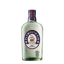 PLYMOUTH GIN - NAVY STRENGTH