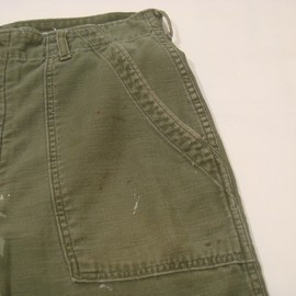 US ARMY - VINTAGE BAKER PANTS