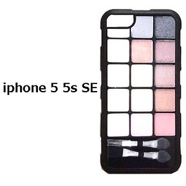 https://letoilebeaut.fashionstore.jp/items/2719353 - アメリカ の アイメイク プリント Makeup Kit iphone 5 5s SE case アイフォン ファイブ エスイー ケース