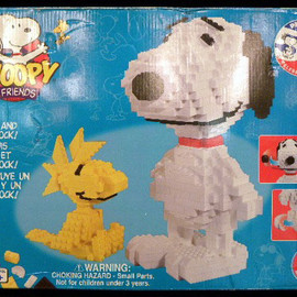 MEGA BLOKS - SNOOPY & FRIENDS