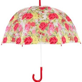 Cath Kidston  - Royal Rose Birdcage Umbrella