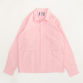SON OF THE CHEESE - OX SHIRTS(PINK)