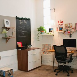 workspace - Eva Black Design