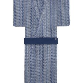 和ROBE, TROVE, LIBERTY - 和ROBE / LIBERTY YUKATA / BLUE