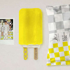 Louis Vuitton - 2013 S/S collection ice candy
