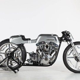 Krugger Motorcycles - S&S-Powered 'Ladd'
