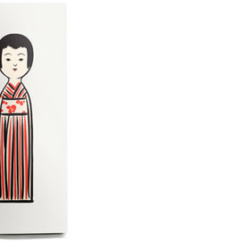 House Industries - Kokeshi Print No. 1