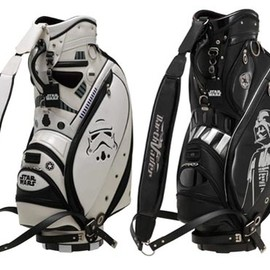 Star Wars - Stormtrooper & Darth Vader Golf Bags