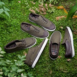VANS, Barbour - Barbour by Vans Fall 2012 Capsule Collection