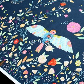 Dashwood Studio - Flock FLOK 1301 Bird Panel