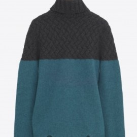 Carven - 2013AW Knit pullover