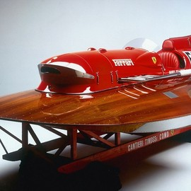 Ferrari - Ferrari Power Boat