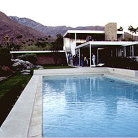 Richard Neutra - Kaufman House, Palm Springs