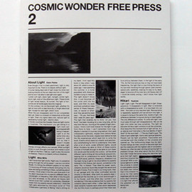 Nieves - COSMIC WONDER FREE PRESS 2