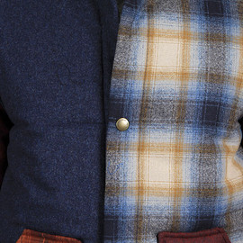 Pendleton x Opening Ceremony - Vest jacket