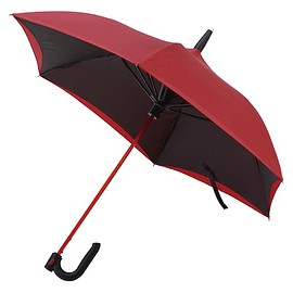 GAX UMBRELLA - G1(chili red & carbon black)