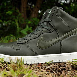 "NIKE - NikeLab Dunk Lux High SP ""Sequoia"""