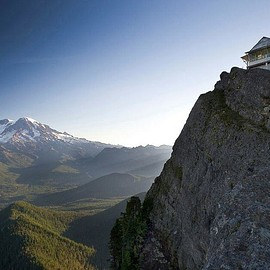 Gifford Pinchot National Forest, WA - High Rock Lookout