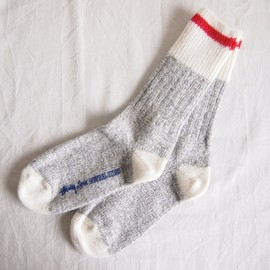 STUSSY Livin' - GS Wool Socks (2 Pair) #h.gray