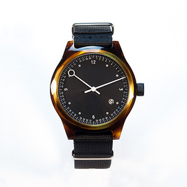 Square Street - Minuteman Watch, Two Hand