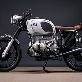 Analog Motorcycles - 'Dritte' Restomod BMW R75