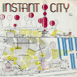 Archigram - INSTANT CITY