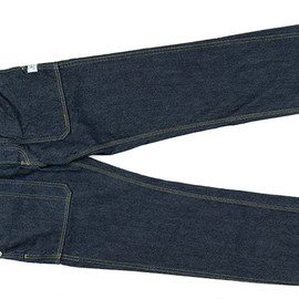 SASSAFRAS - Fall Leaf Pant-13.5oz Denim