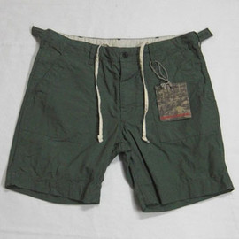 FWK Engineered Garments - fatigue short / 6.5oz ripstop