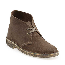 CLARKS - CLARKS DESERTBOOT TAUPE