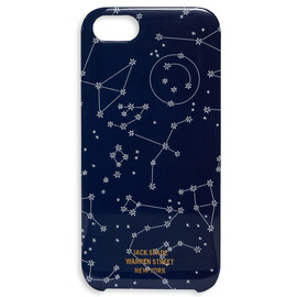 Jack Spade - Star Map Iphone 5 Hard Case