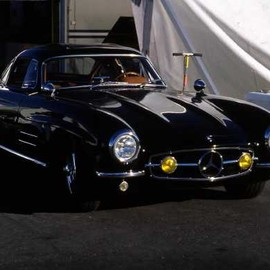 Mercedes-Benz - 300sl black