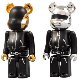 MEDICOM TOY - BE@RBRICK DAFTPUNK『ピラミッド大作戦』LIMITED EDITION(TOCP-66743)