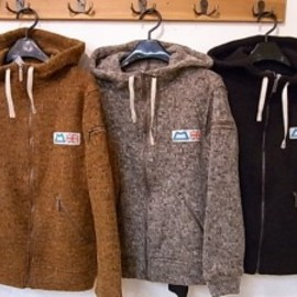 MOUNTAIN EQUIPMENT - Classic Wool Hoody