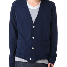 sacai - Cotton cardigan (2012SS 12-00266M)