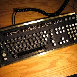 Steampunk Workshop - Steampunk Keyboard