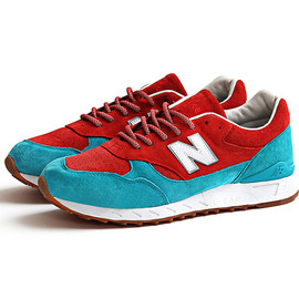 New Balance x Concepts - 875 (Freedom Trail Pack)