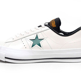 CONVERSE - ONE STAR J 「made in JAPAN」 「LIMITED EDITION for STAR」