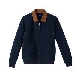 A.P.C. - APC Jacket with contrasting collar