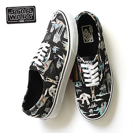 VANS - Authentic VANS, STAR WARS