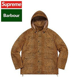 Supreme - Supreme®/Barbour® Lightweight Waxed Cotton Field Jacket