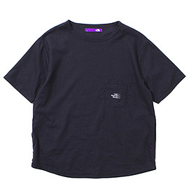 THE NORTH FACE PURPLE LABEL - W's Linen Polyester H/S Pullover Shirt