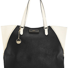 DKNY - Saffiano Large Zip Tote