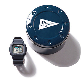 Pilgrim Surf+Supply, G-SHOCK - Pilgrim Surf+Supply x G-SHOCK GLX5600