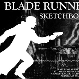 David Scroggy - BLADE RUNNER SKETCHBOOK