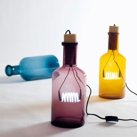Seletti - Bouche Neon Table Light