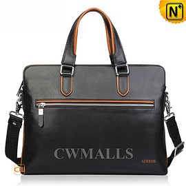 CWMALLS - CWMALLS® Leather Computer Briefcase Bags CW914007