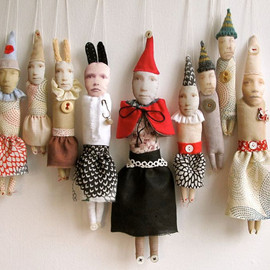Cathy Cullis - doll