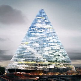 "Herzog & de Meuron - ""Triangle Tower"", Paris"