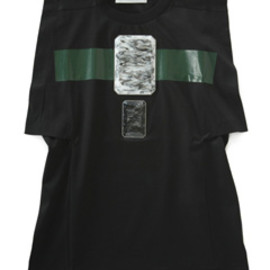 TOGA - Supima Jersey Top (black)